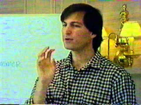 Watch Steve Jobs brainstorm with the NeXT team in this fascinating video