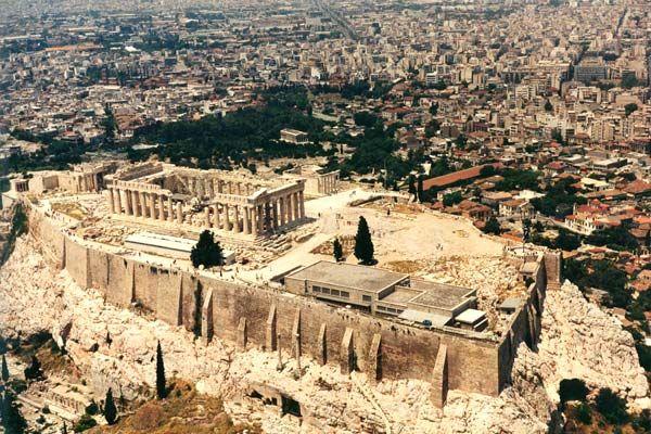 Acropolis, Athens Greece. (I love history)