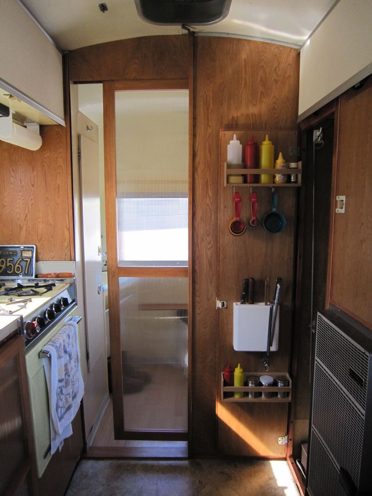 32 Best Images About Trailer Kitchen On Pinterest