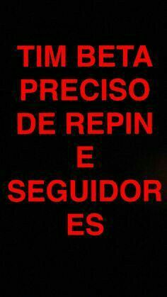 missão tamo junto #REPIN
