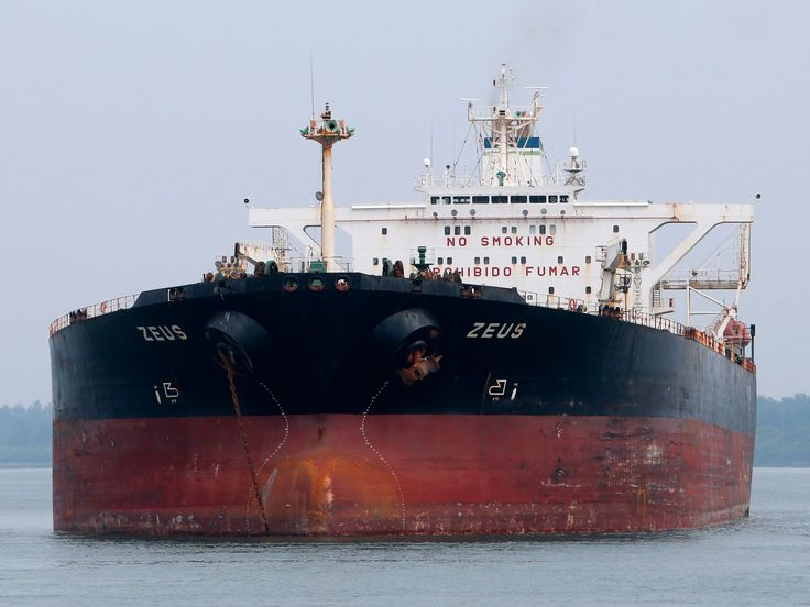 Oil tanker traffic is down  and that means crude's price could go higher