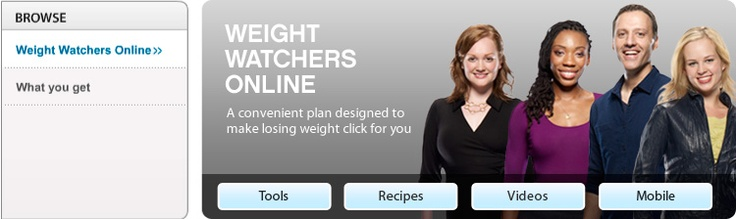 Weight Watchers on line is great!  It works for me - easy and convenient.