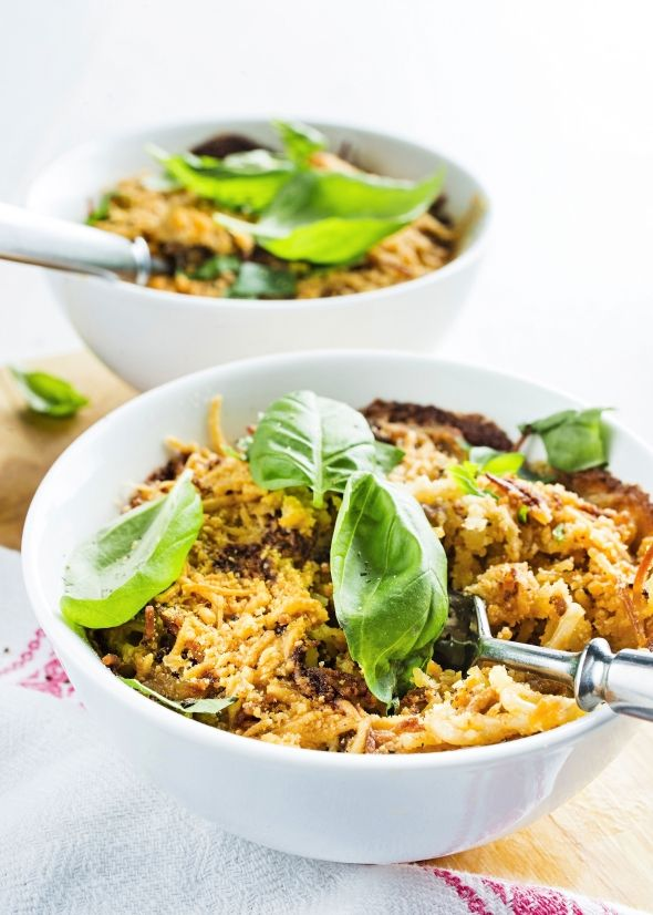 Raketti-spagettilaatikko, resepti – Ruoka.fi