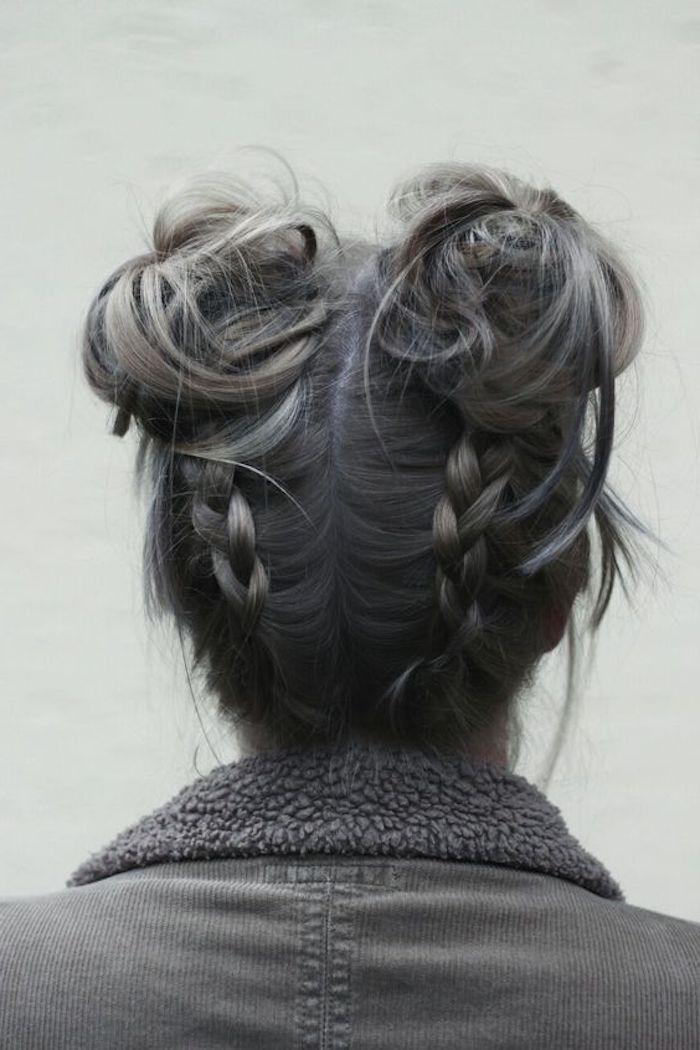 Haare grau färben: Wertvolle Ratschläge und hilfreiche ...