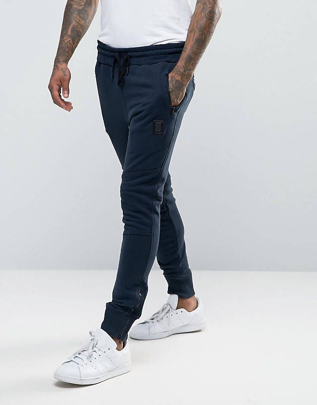 Religion slim fit joggers