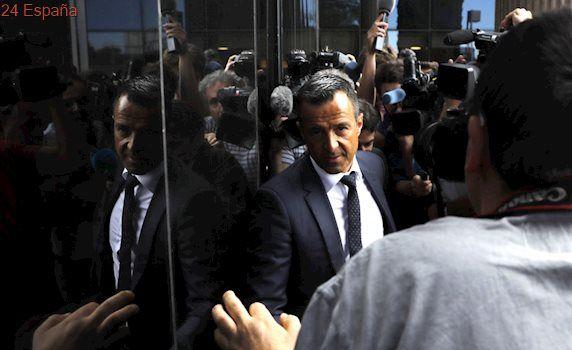 El agente Jorge Mendes declara en Pozuelo como investigado por el caso Falcao con Hacienda