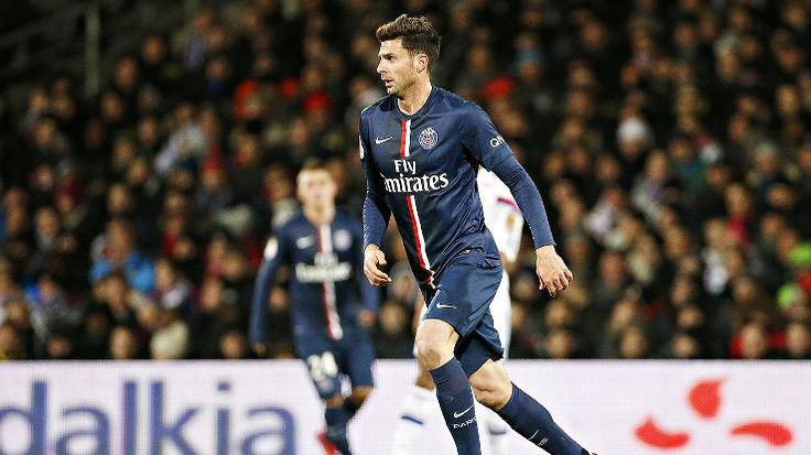 Thiago Motta 'is capable of playing on for a few more years,' PSG coach Unai Emery says.