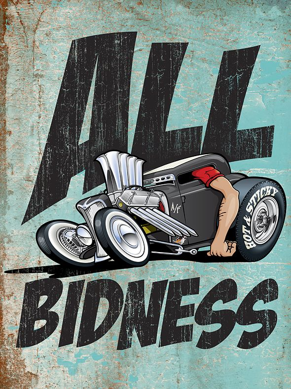 All Bidness by ~mr-wizard