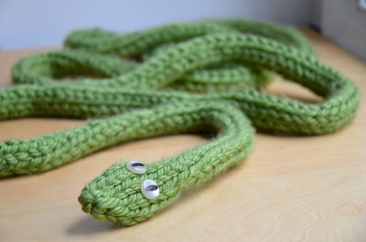 While watching a disappointing NASCAR race with my boys, I knitted a snake. It's a simple fella made to use up afull skein of yarn. Sometimes you just need a little rainy Sunday, race day project, right? Actually, my motivation was tohave a snake for my Halloween costume, and the clock is ticking. Meanwhile, my …