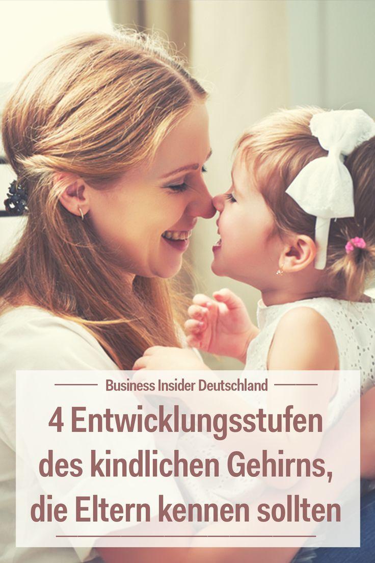 Psychologin: Diese 4 Entwicklungsstufen des kindlichen Gehirns sollten Eltern kennen – Business Insider Deutschland
