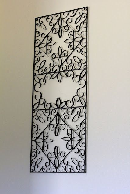 More toilet paper roll art... yes. I shall be doing this....i'm thinking about doing this like a wrought iron door in my room. Maybe horizontally above my bed?