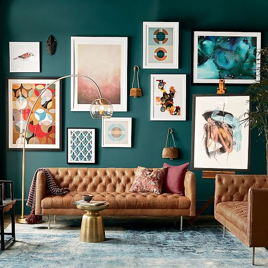 Minted for west elm – Aperature + Cellular | west elm