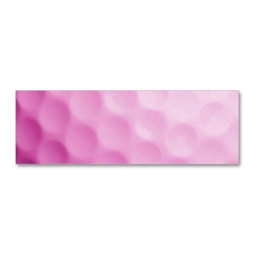 196 best avery business cards images on pinterest avery business pink golf ball background customized template business cards cheaphphosting Images