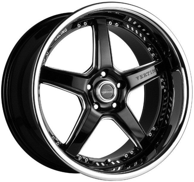 The multi-spoke design is a common favourite with many who don't want a wheel that has a lot going on. This beauty is very easy on the eyes and will only compliment the vehicle without dominating the whole look and appeal of the car.  Sizes available are 19x8.5, 20x8.5 and 20x10.  http://ttf.com.au/buy/wheels-tyres-car-service/204608/vertini-drift-19x8-5-5x100-black