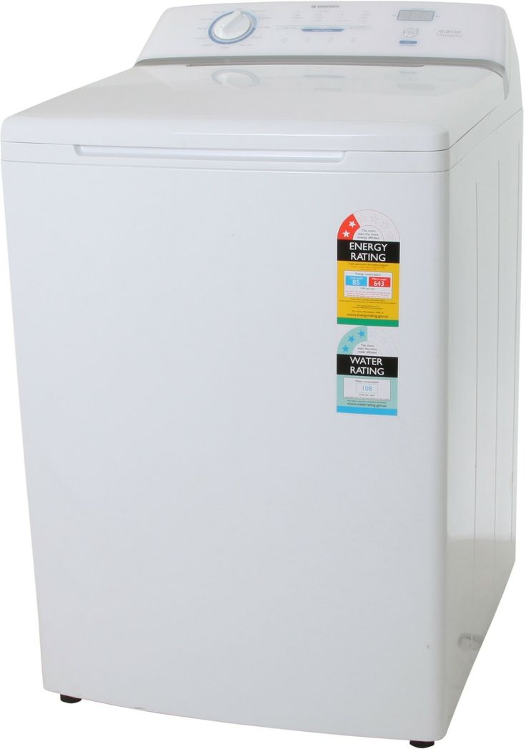 Simpson - 7.5KG Top Load Washing Machine, White - Buy Factory 2nd and New Appliances and White Goods Online at 2nds World