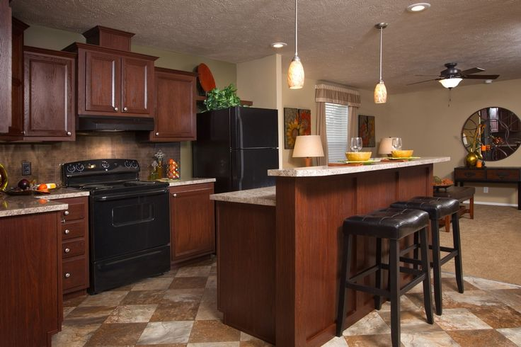 Pin by Suzi Q on Mobile Home Remodeling Ideas   Home kitchens, Remodeling mobile homes, Mobile ...