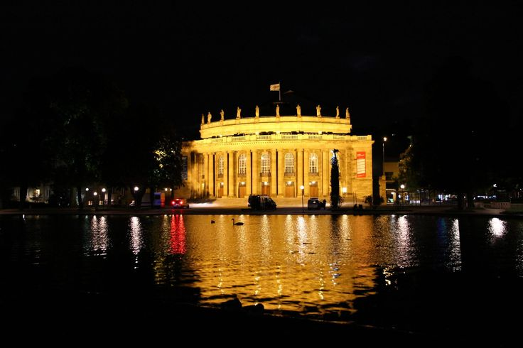 Oper Stuttgart (concerts, ballet) - Germany