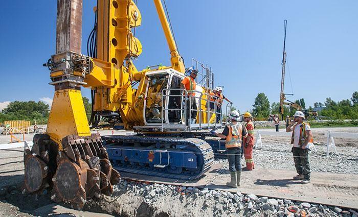 Ground Improvement Jobs | Vancouver BC Canada