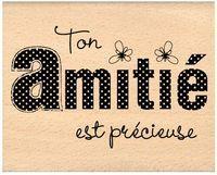 PRECIEUSE AMITIE Florilèges Design, merci Dany.... :)