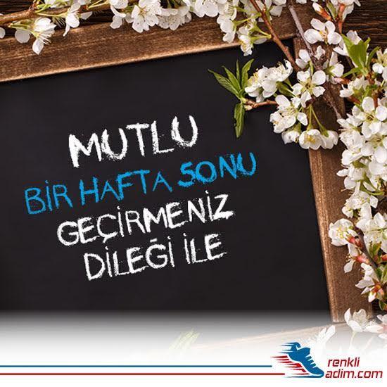 Herkese huzur dolu haftalar dileriz... www.renkliadim.com
