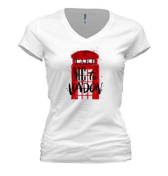 Take Me to London - Est Ship Date January 14th - Anglotees