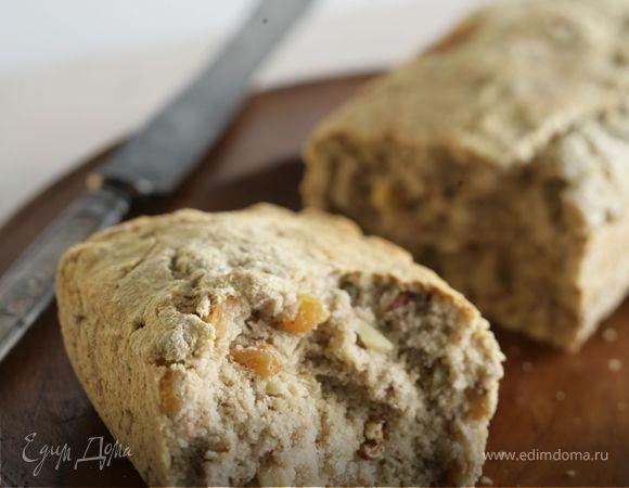 Банановый хлеб от Юлии Высоцкой