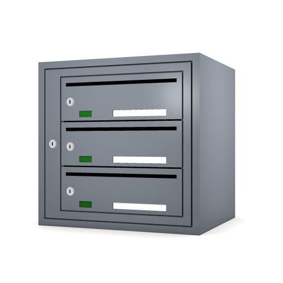 Svenskboxen 1x3  Article number:   SVB13-9995-1000    En komplett postbox med marknadens högsta säkerhetsklass. Svensk-boxen är förberedd för ellåsinstallation som standard och uppfyller användbarhetskraven från Bygg klokt för personer med funktions-nedsättningar.        * Svenskboxen är den enda postboxen på marknaden som erhållit den högsta säkerhetsklassen (säkerhetsklass II) vilket innebär att den motstår inbrottsförsök bäst av alla boxar.
