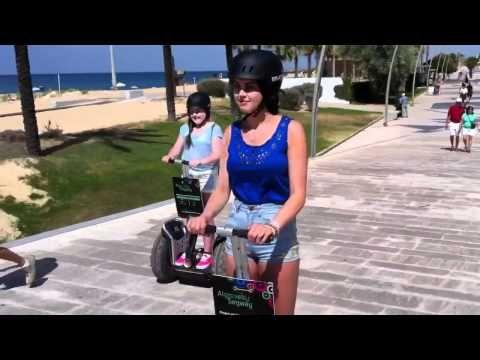Segway Quarteira and Vilamoura tour, Algarve - Go Discover Portugal travel