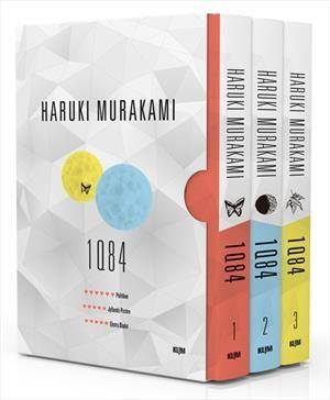 Læs om 1Q84 Bog 1-3 (PB). Bogens ISBN er 9788771294750, køb den her