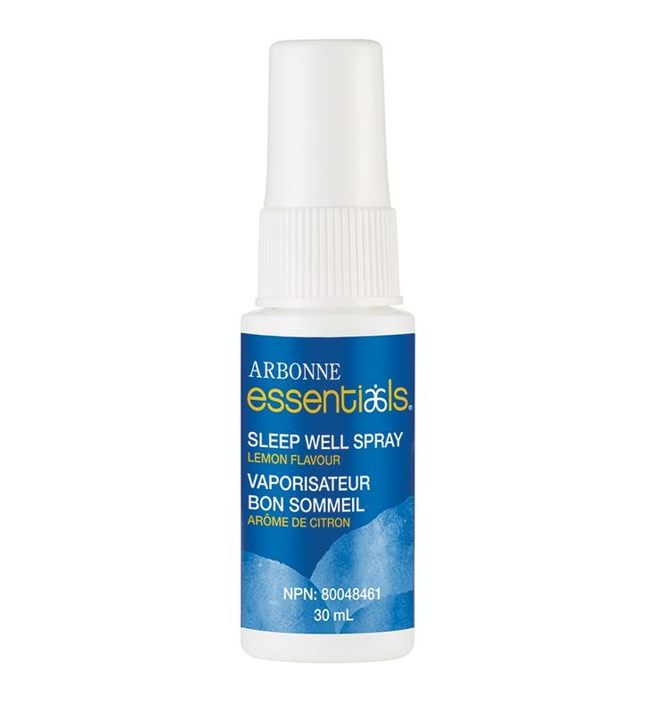 Sleep Well Spray CA #6218 - Arbonne