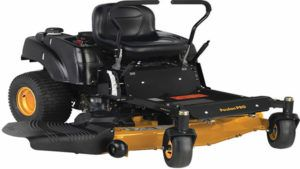 The Best Zero Turn Mower for 2017 is the Poulan Pro P54ZX