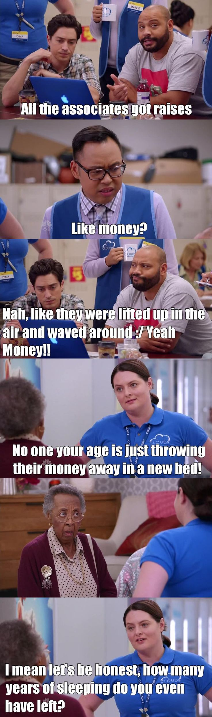 I LOVE THIS SHOW.