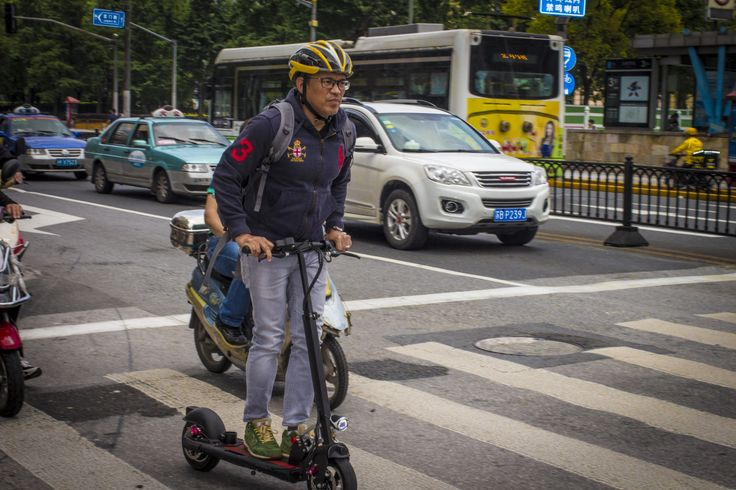 Move it… many different ways to get around Shanghai. Saturday 4th June, 2016. Photography Wil Graham