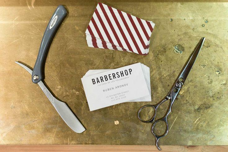 "Freemans Sporting Club's New ""Barbershop"""
