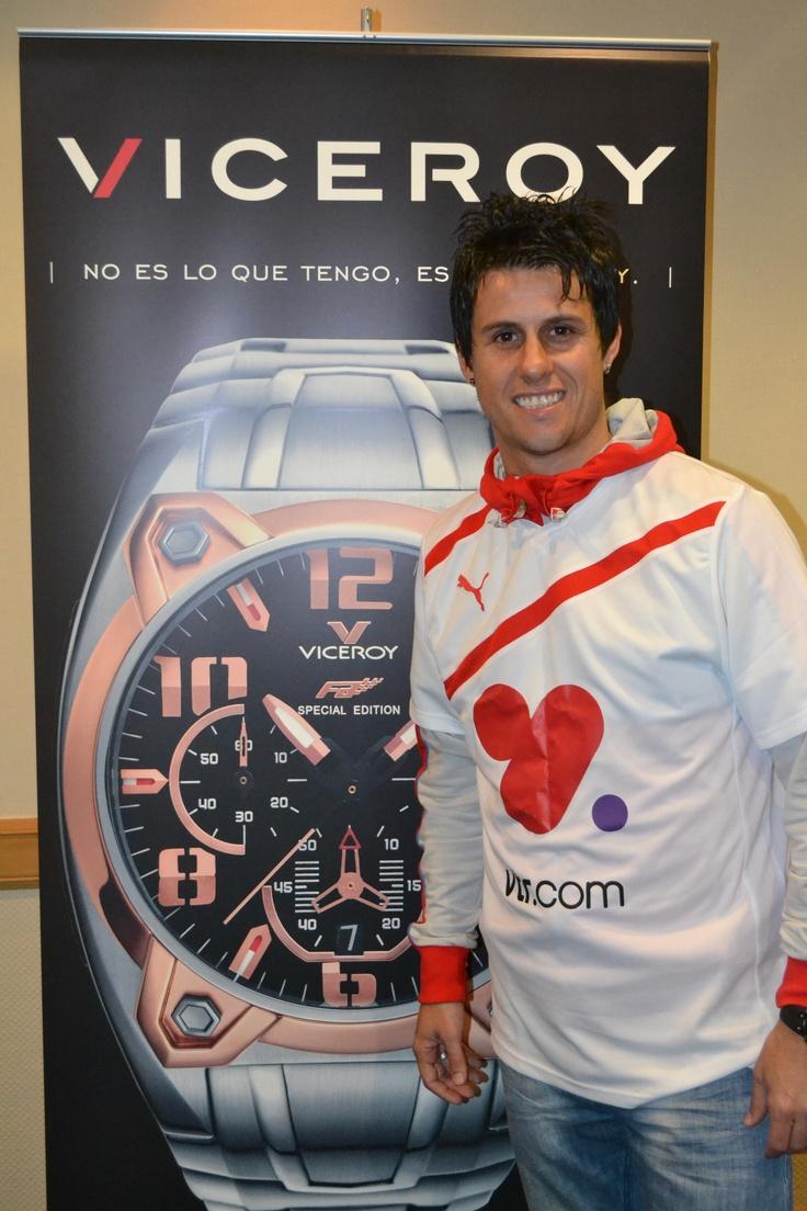 Diego Rivarola, ex jugador de la Universidad de Chile