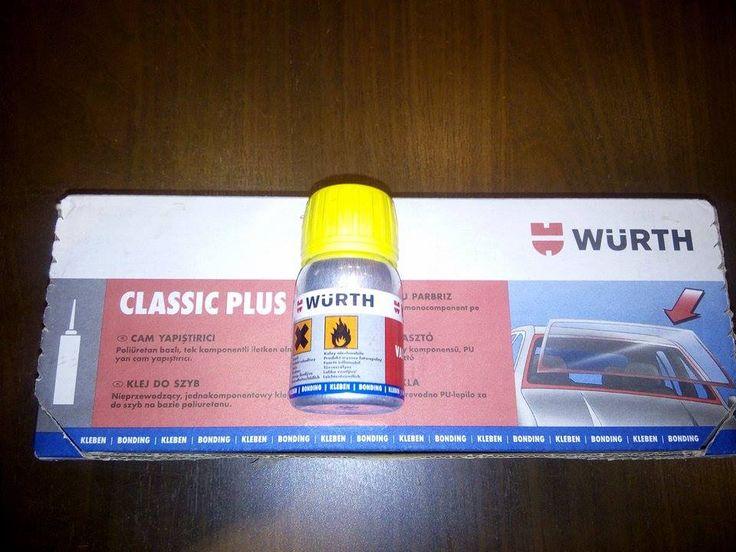 Minőségi anyagok a WÜRTH-től..