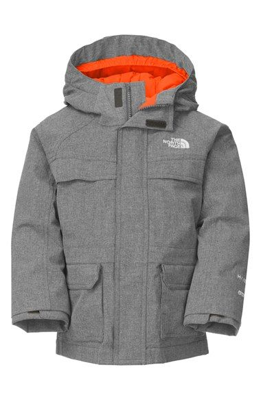 $160.00- The North Face 'McMurdo' Waterproof Down Parka (Toddler Boys & Little Boys) available at #Nordstrom
