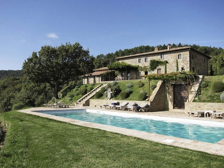 dustjacket attic: Destinations | A House In Umbria