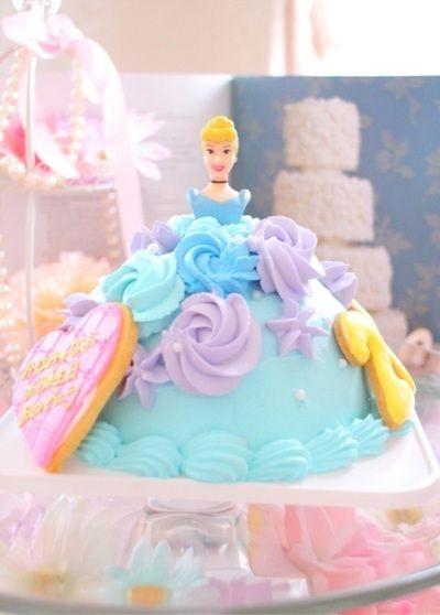 シンデレラドールケーキ エルサケーキ 妖怪ウォッチケーキ 武士ニャン立体ケーキ まとめ