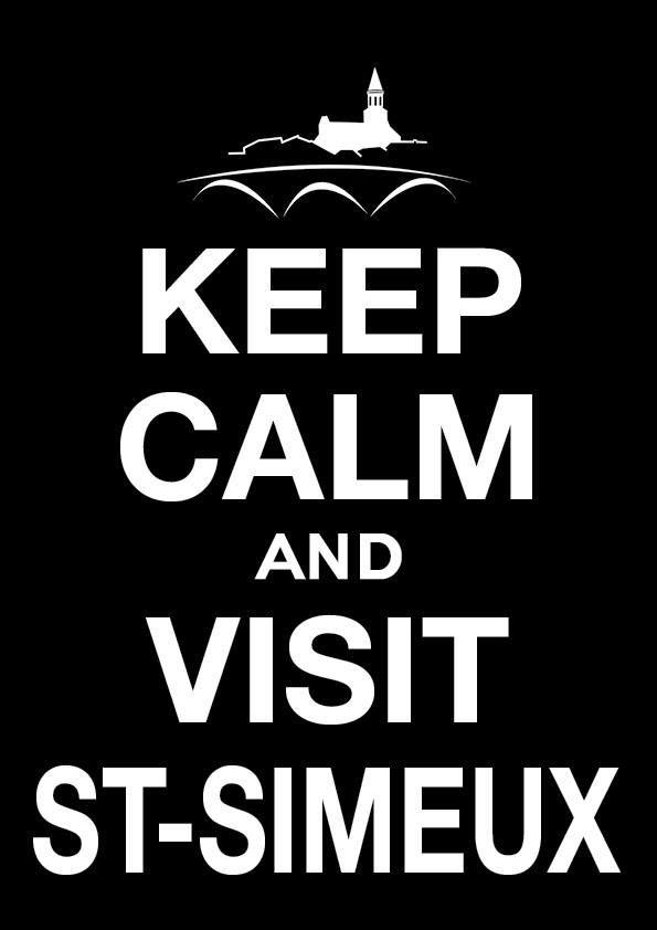 Oui oui visit Saint-Simeux