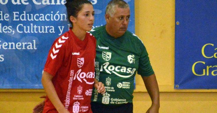Paco Santana: «Lo único positivo del sorteo de Copa EHF es que jugamos la vuelta en casa»