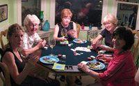 ESTUDIO - Las mujeres más adictas al poker en línea