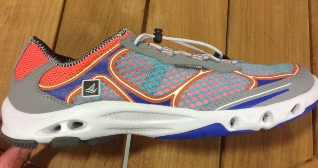 Sperry H2O Escape Bungee Sneaker Review #WaterShoes