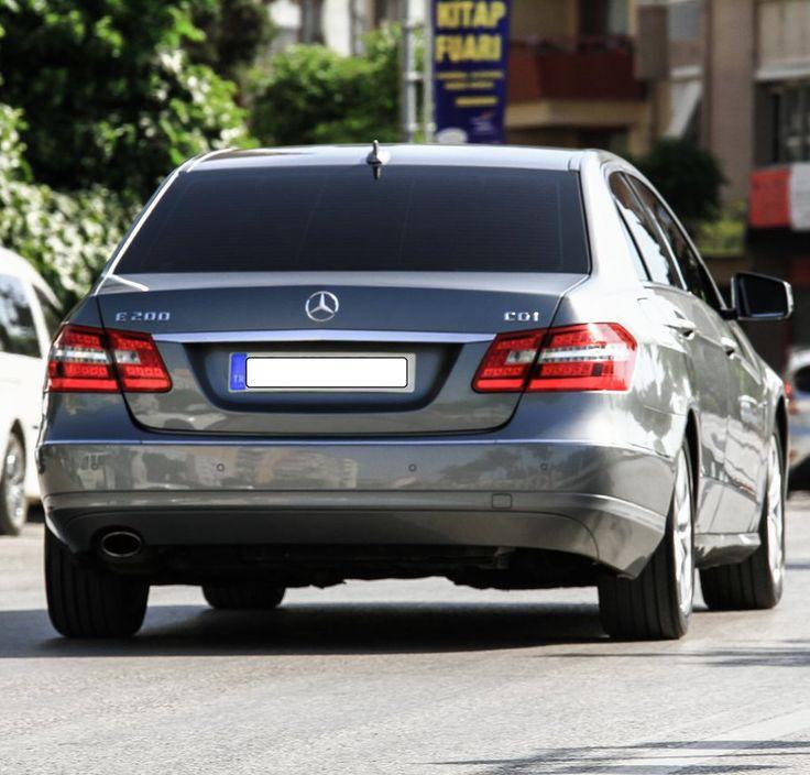 Mercedes Benz E 200 CDI / E Class / W212