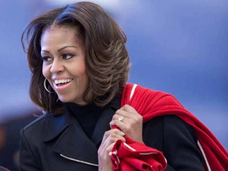 Michelle Obama Haircut 2015 Name For Short Hair Photos