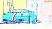 "New artwork for sale! - "" Lamborghini Murcielago Lp640   by PixBreak Art "" - http://ift.tt/2l0kIlj"