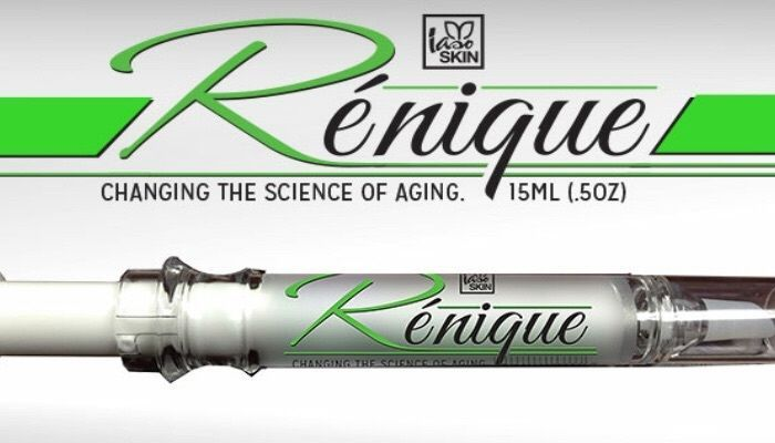 Iaso Renique Anti Aging Serum No Needle Botox Youth Peptide TLC All Skin Care #IasoTLC