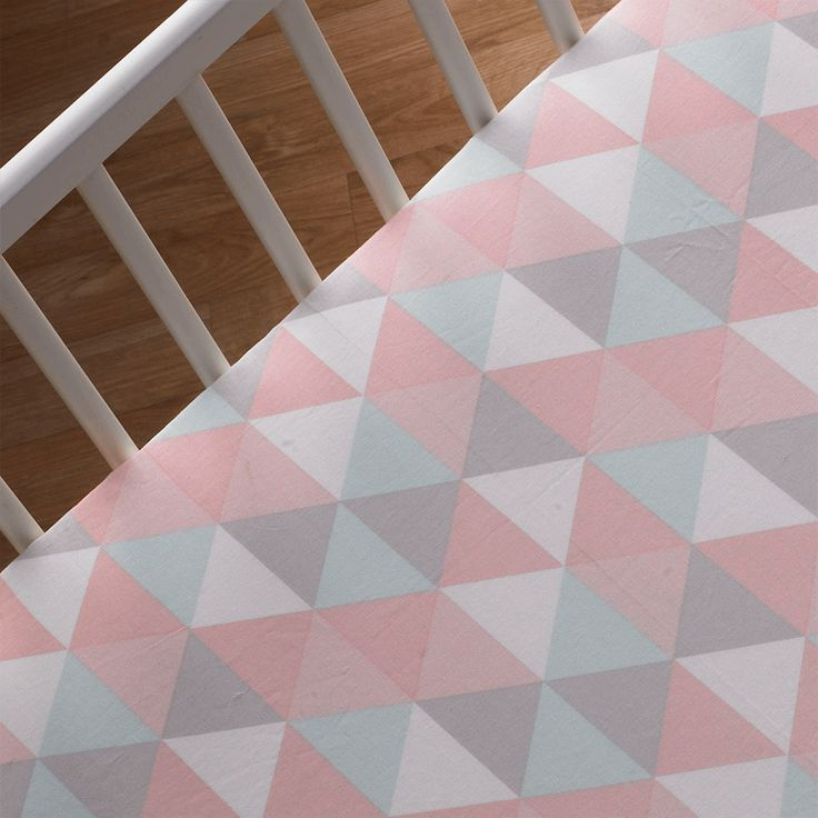 love these crib sheets! (project nursery)