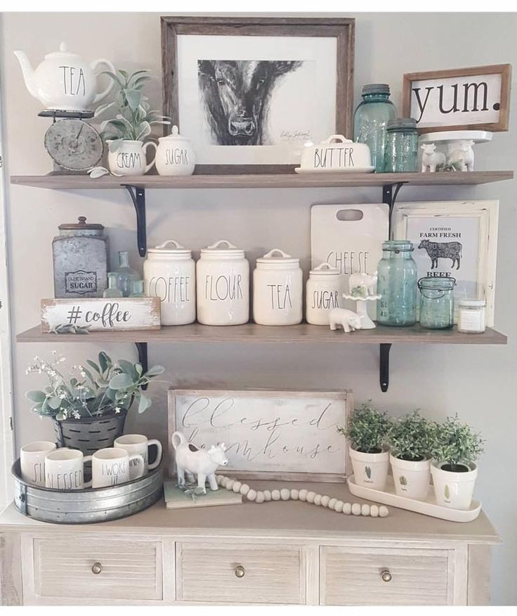 Cute Rae Dunn Display! (With Images)