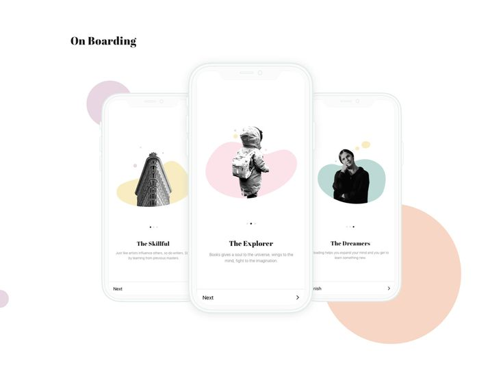 Reader book discovery app on behance with images app